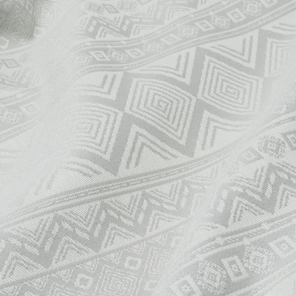 Fidella Tragetuch Cubic Lines pale grey Gr.6