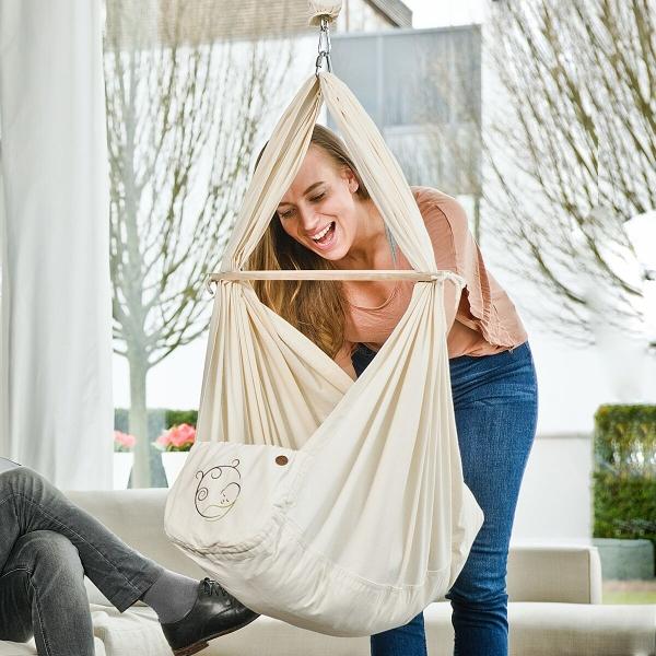 NONOMO Federwiege Baby - Set zum selber zusammenstellen