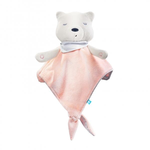 myHummy Baby Einschlafhilfe Doudou pink