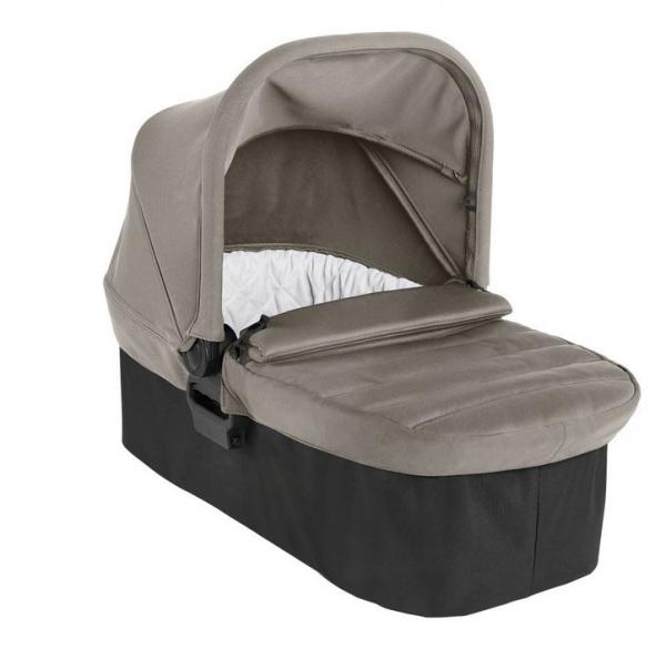 Baby Jogger Babywanne City Mini 2 - 3 Rad/GT 2 Sepia