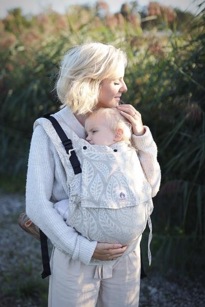 LIMAS Babytrage Flex mit Leinen - Valerie