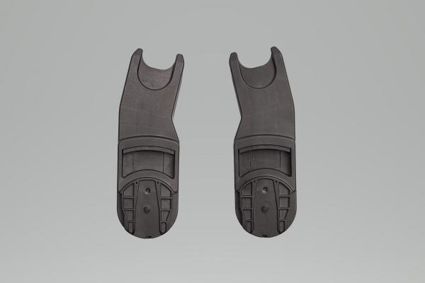 ANEX Baby Babyschalenadapter schwarz für l/type