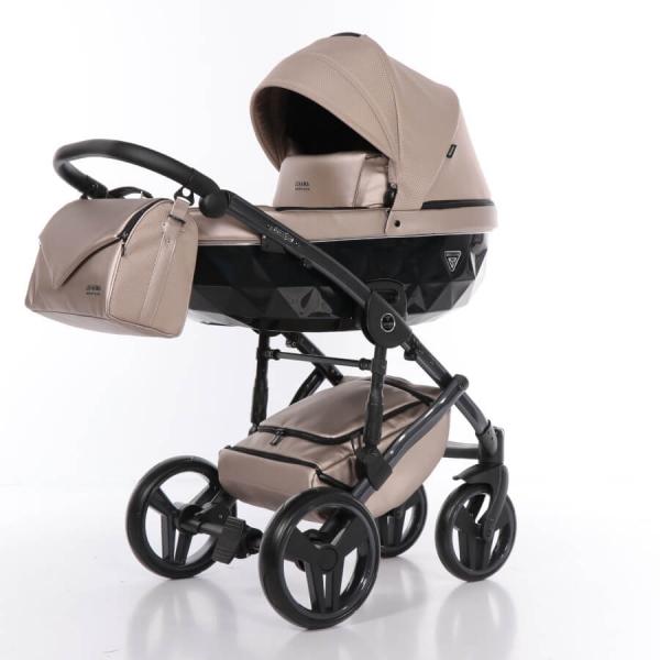 JUNAMA Kombi Kinderwagen Saphire 06 - bronze