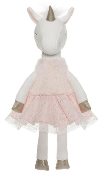 TeddyKompaniet Ballerina Einhorn Ella, 40 cm