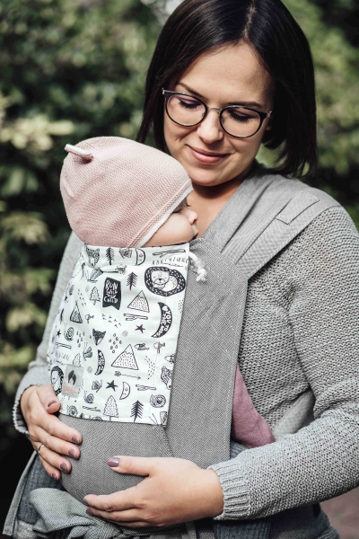 LIMAS Babytrage Abenteuer I Wendetrage