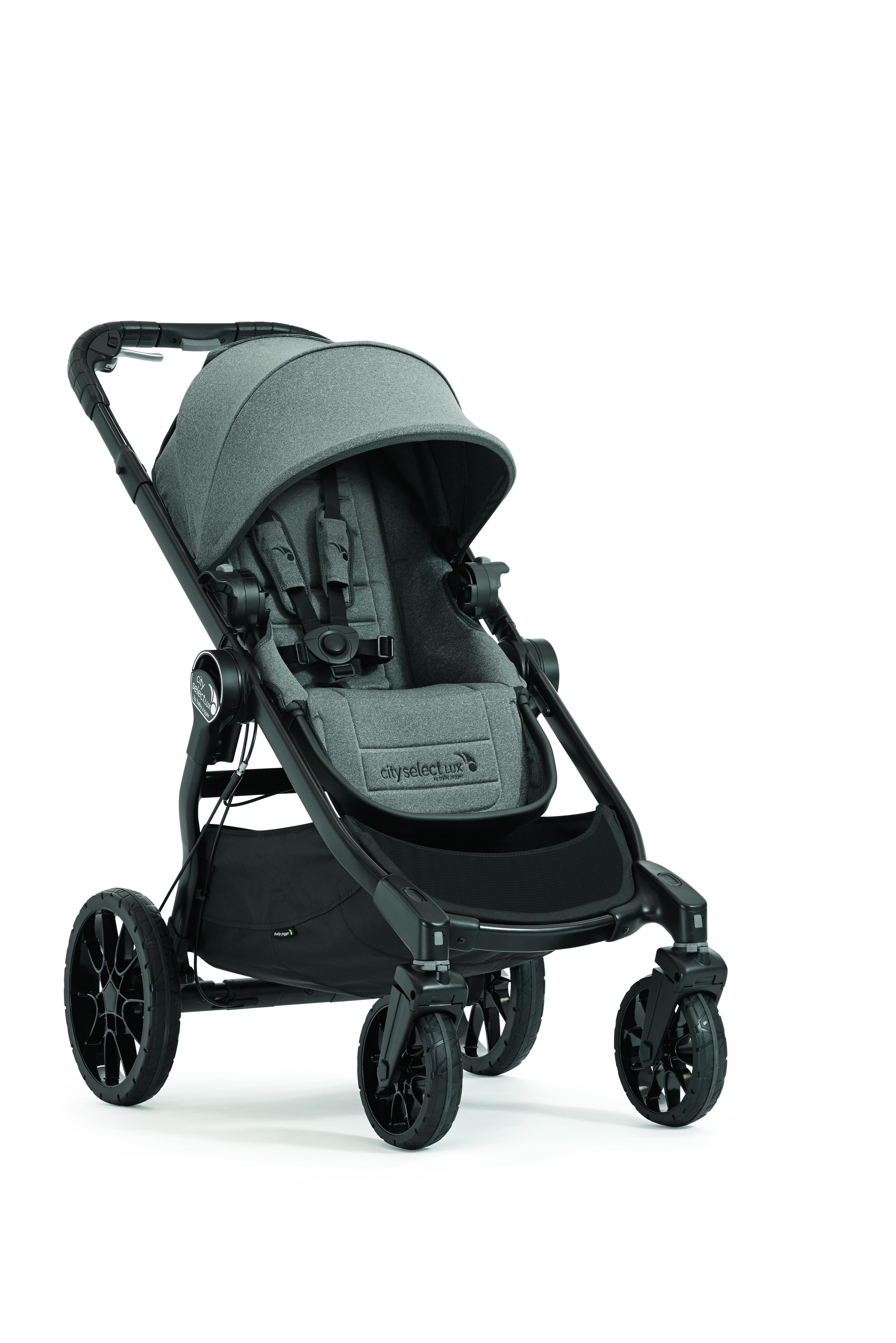 Baby Jogger City Select Kinderwagen Ersatz Vorderrad Schwarz Neu Baby Teile