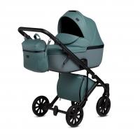 ANEX Baby Kombikinderwagen e/type Aqua