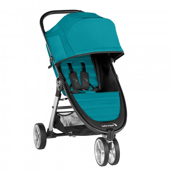 Kinderwagen Baby Jogger City Mini 2 - 3 Rad Capri