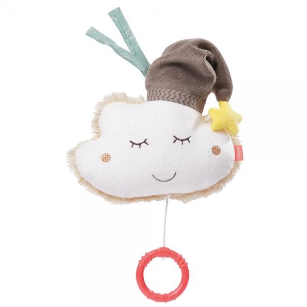Fehn Spieluhr Wolke mit Mütze Bruno