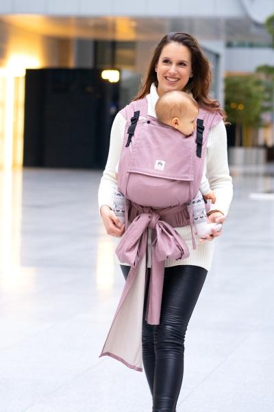 LIMAS Babytrage Plus Rosé