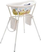 Rotho Babydesign Badewannen-Set StyLe! Sterntaler Emmi, 4-tlg. mit Wannenständer