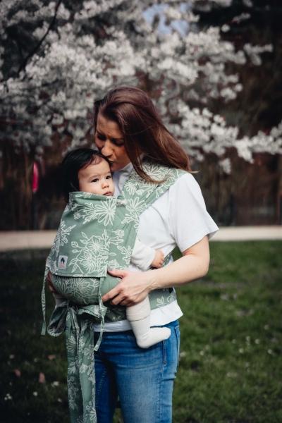 LIMAS Babytrage Blossom Green Lily