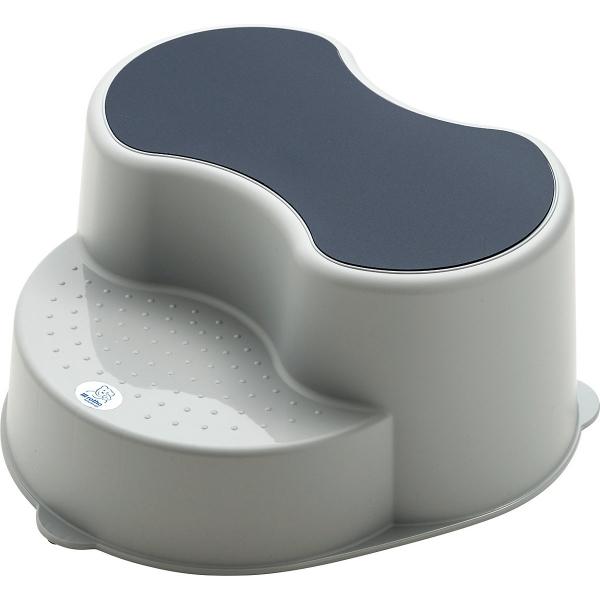 Rotho Babydesign Top Kinderschemel stone grey