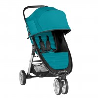 Kinderwagen Baby Jogger City Mini 2 - 3 Rad Capri