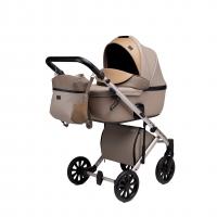 ANEX Baby Kombikinderwagen e/type Truffle