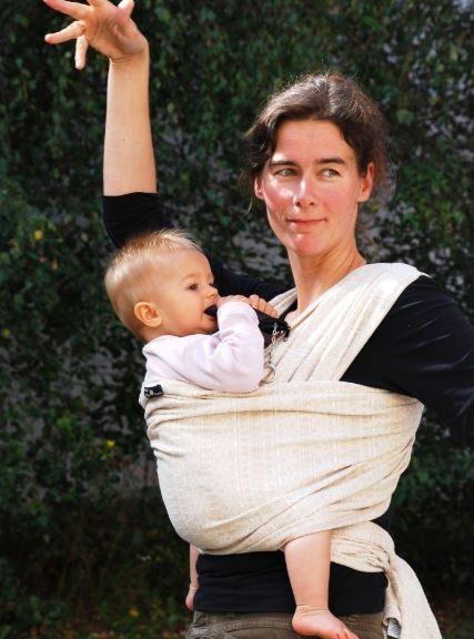 Didymos Babytragetuch Prima Natur Gr.6
