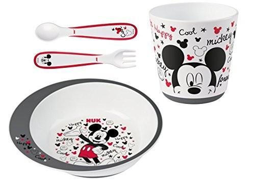 NUK Disney Mickey Esslernset, Geschenkbox