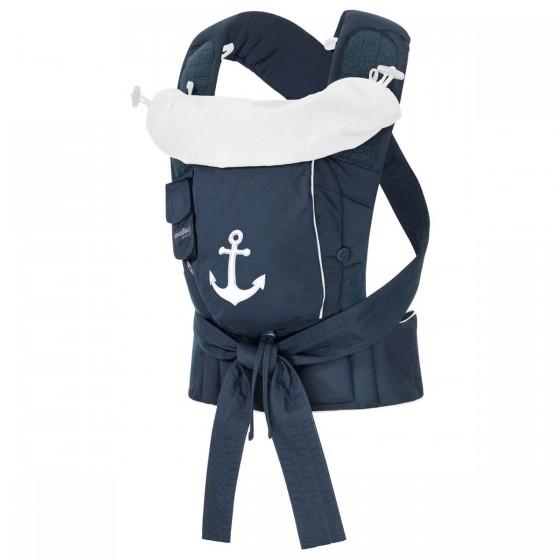 Hoppediz Babytrage Bondolino Plus marine-Anker