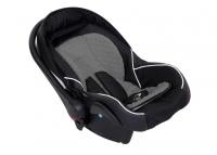 ZEKIWA Babyschale ATS Comfort schwarz/grau