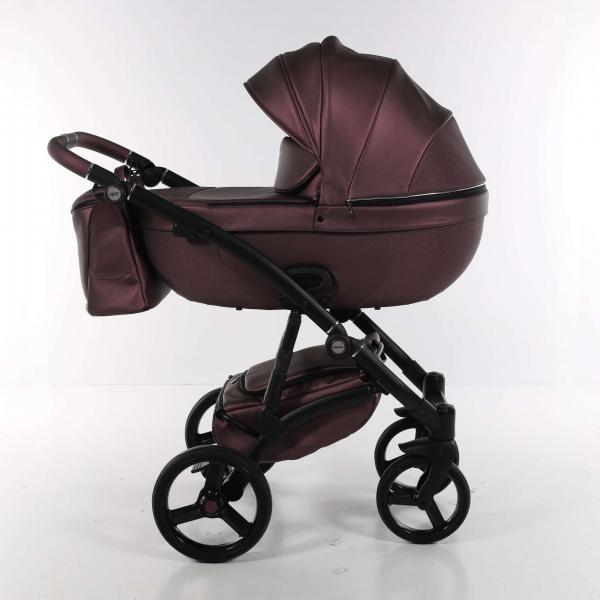 TAKO Kombi-Kinderwagen Laret Premium 10 - bordeaux