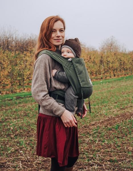LIMAS Babytrage Olive