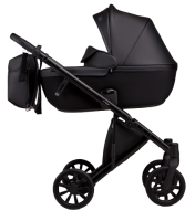 ANEX Baby Kombikinderwagen e/type Noir