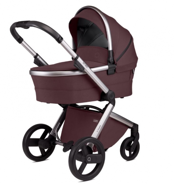 ANEX Baby Kombikinderwagen l/type purple