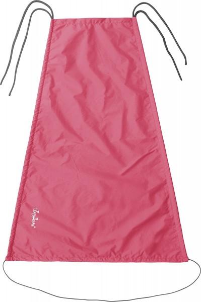 Playshoes Sonnensegel mit UV-Schutz, rot