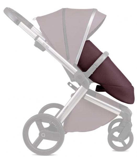 ANEX Baby Beindecke für Sportsitz l/tpye purple