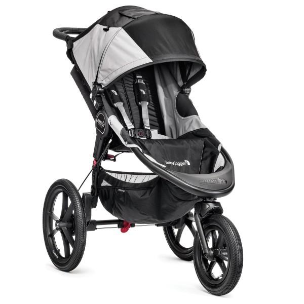 Kinderwagen Baby Jogger Summit X3 Black/Gray