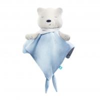 myHummy Baby Einschlafhilfe Doudou blau mit Schlafsensor