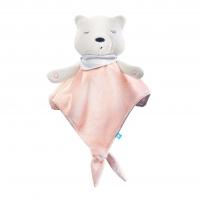 myHummy Baby Einschlafhilfe Doudou pink mit Schlafsensor