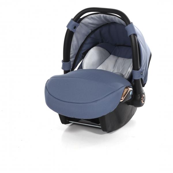 JUNAMA Babyschale Termo Tex 04 dark blue