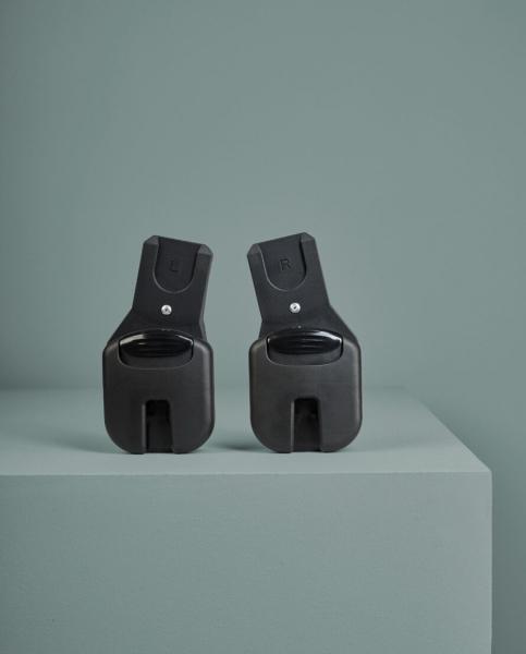ANEX Baby Babyschalenadapter schwarz für m/type | e/type