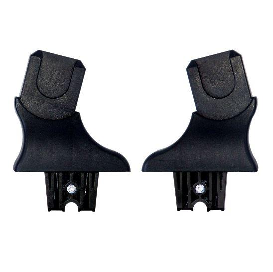 ZEKIWA Babyschalen-Adapter Maxi Cosi, Cybex, ATS Complete & Kiddy - Saturn | Touring MAX | Fashion
