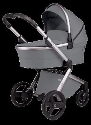 ANEX Baby Kombikinderwagen l/type stone