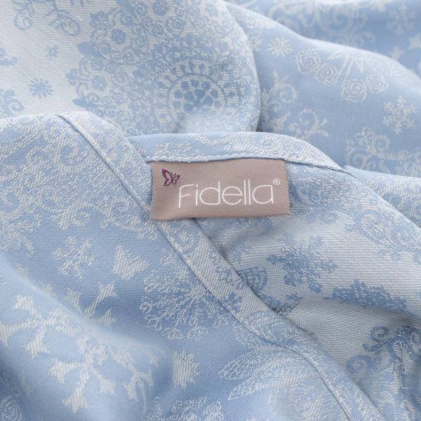 Fidella Tragetuch Iced Butterfly hellblau Gr.6