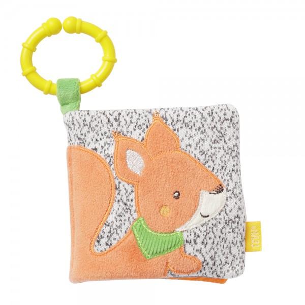 Fehn Soft-Bilderbuch Eichhörnchen Sunshine