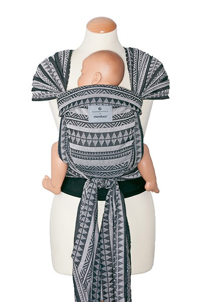 manduca Babytrage bellybutton by manduca Twist BohoBlack