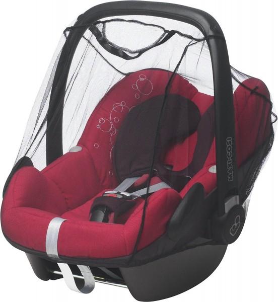 Playshoes Mückennetz für Babytrage, schwarz