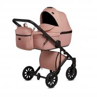 ANEX Baby Kombikinderwagen e/type Peach