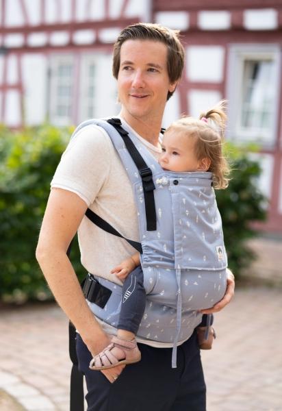 LIMAS Babytrage Flex Skandic