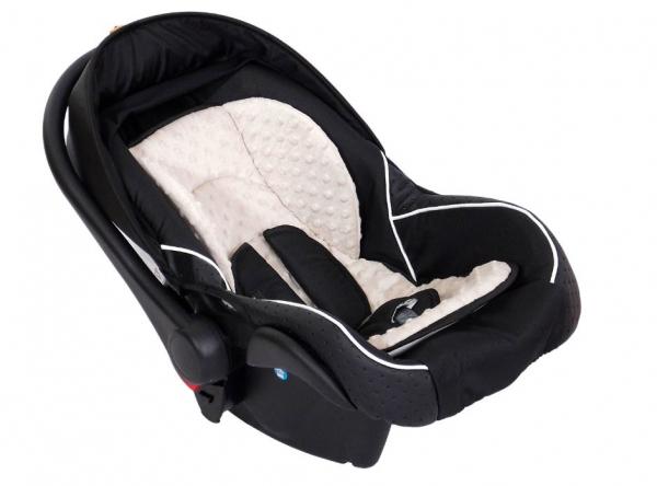 ZEKIWA Babyschale ATS Comfort schwarz/beige