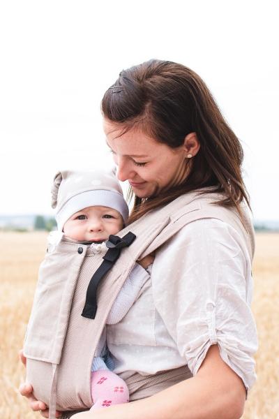 LIMAS Babytrage Plus Beige