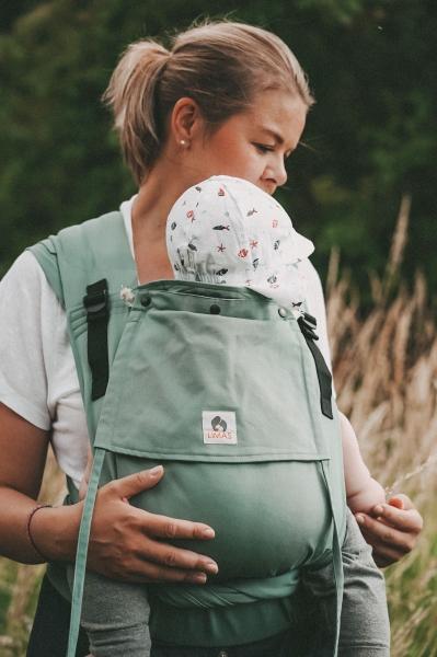 LIMAS Babytrage Plus Jade
