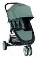Kinderwagen Baby Jogger City Mini 2 - 3 Rad Slate
