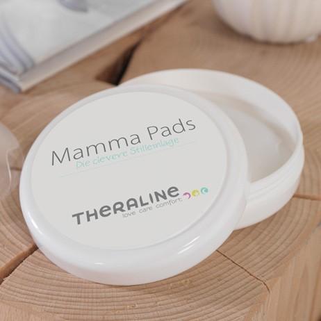 Theraline Mamma Pads - Silikonstilleinlage