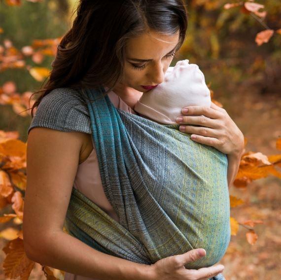Didymos Babytragetuch Prima Sole Levante Gr.7