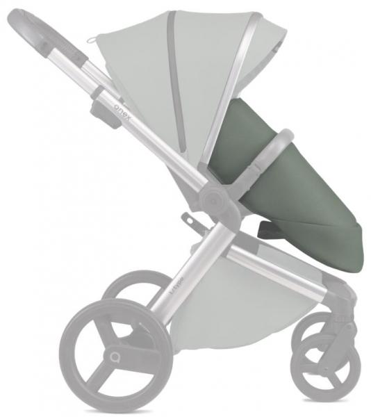 ANEX Baby Beindecke für Sportsitz l/tpye shadow