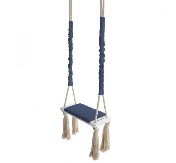BabySteps Kinderschaukel Wood Swing - Navi